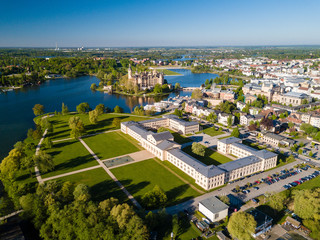 Ministerium für Bildung, Wissenschaft und Kultur im Marstall in Schwerin