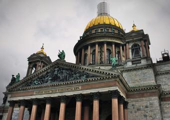 Isaakskathedrale - IV - St. Petersburg
