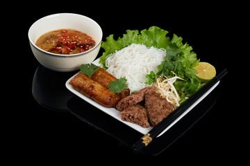Vietnamese dish Bun Cha