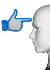 Social Kills Concept - 3D