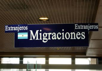 Migraciones Argentina