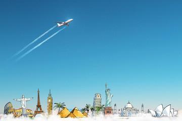 Tourism and trip concept