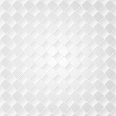 Abstract of pattern of grey square gradient background.
