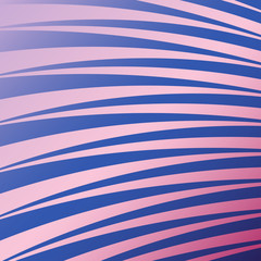 Curved stripes colorful background