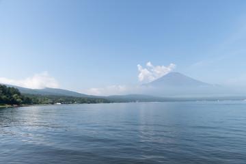 富士五湖 山中湖