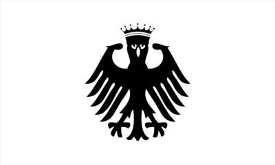 German Eagle Vector