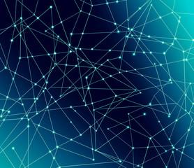 Wall Mural - Best Internet Concept of global business.Technological backgroun