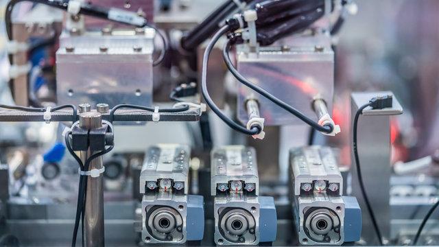 Components Robot Parts