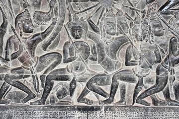 Angkor Wat stonework