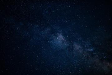 満天の星空と天の川