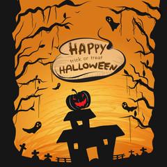 cartoon background halloween,frame of halloween,trick or treat
