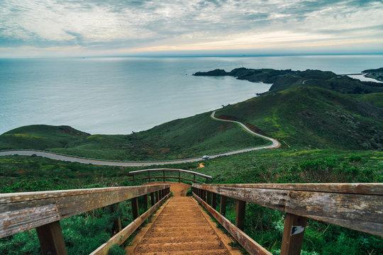 Marin Headlands Trail