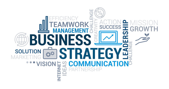 Business, management and finance tag cloud