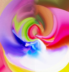 Color is a wonderful and attractive abstraction. Color graphics