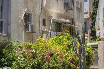 Cityscape of Tel Aviv, Israel