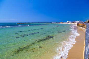 Tel Aviv beach, Israel