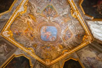 Self adhesive Wall Murals Artistic monument Palazzo Brignole-Sale detto Palazzo Rosso, il Sistema dei Palazzi dei Rolli, Genova, Liguria, Italia