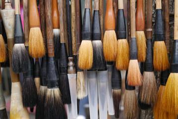Chinese paint brush