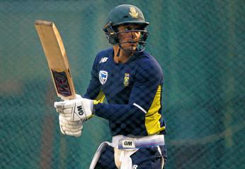 Cricket - Sri Lanka v South Africa Ð South Africa Practice Session
