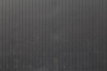 Black wood texture background, Dark brow wooden texture. Background old panels.
