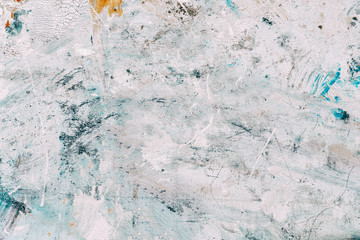 Abstract paint texture on canvas for design and background