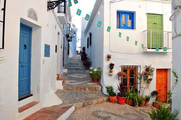Frigiliana Andalusia Costa del Sol Spain