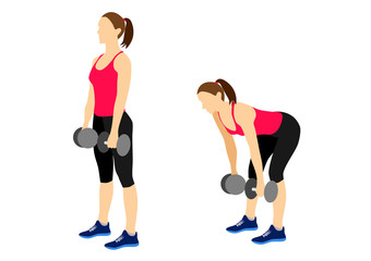 Fitness butt and legs exercises motivation workout