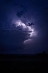 Orage - éclaire - tempête