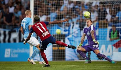 UEFA Champions League - Third Qualifying Round - Malmo FF v Vidi FC