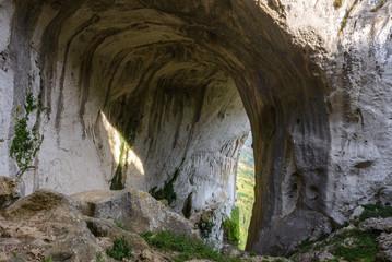 Aitzulo cave, Guipuzcoa, Spain