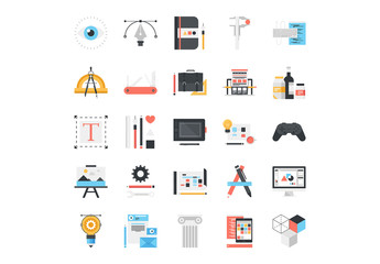 25 Design and Development Icons