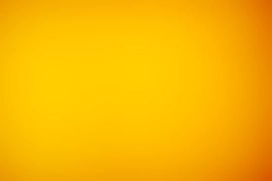 Yellow Orange Gradient Background, Abstract Background