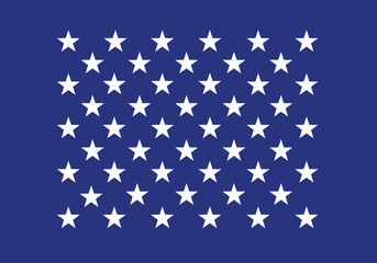 USA flag motive american stars decoration texture background