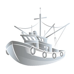 Fishing boat concept