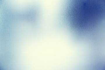 blur light translucent glass abstract color gradient blue for background
