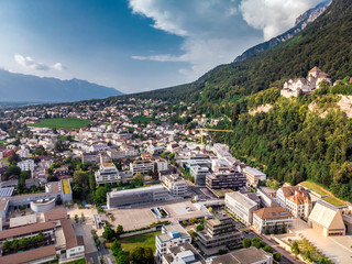 Vaduz Liechtenstein capital