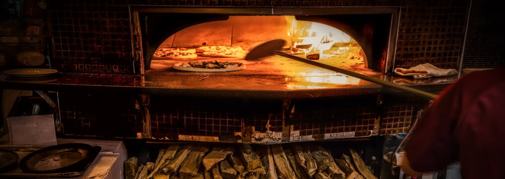 Wood Fired (Banner)