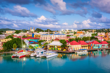 St. John's, Antigua and Barbuda Fototapete