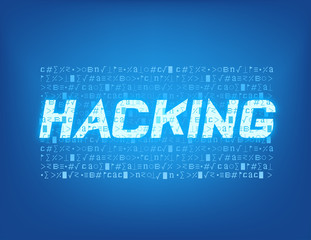 Hacking title design
