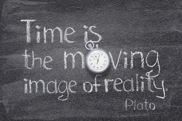 time moving image