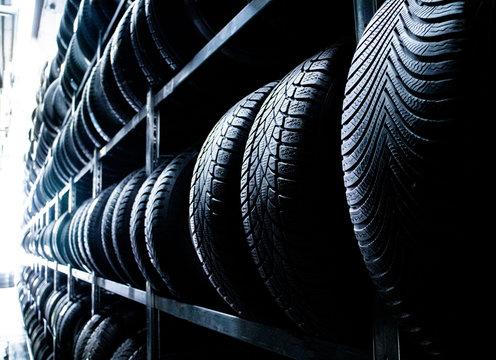 Autoreifen   Reifen Lagerung   Werkstatt Reifenwechsel