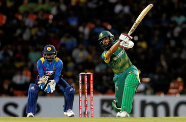 Cricket - Sri Lanka v South Africa - Fourth One Day International