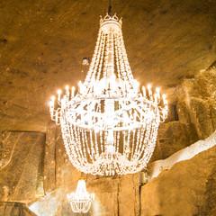 Crystal luxury chandelier