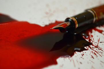 pen is mightier than sword
