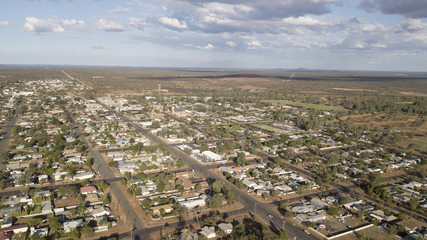 New South Wales town of Cobar in the west of the state.
