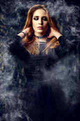 gothic female style