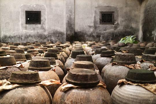 China pot