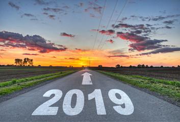 Straße 2019