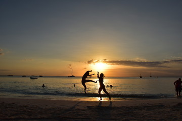 Sansibar Nungwi Sunset