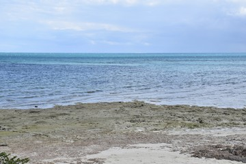 prison island beach